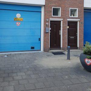 BoxInBeeld_Garage en bloembak_VerkeersveiligheidsBox