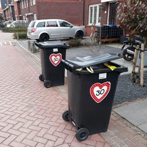 Box in Beek_Kliko stickers 30